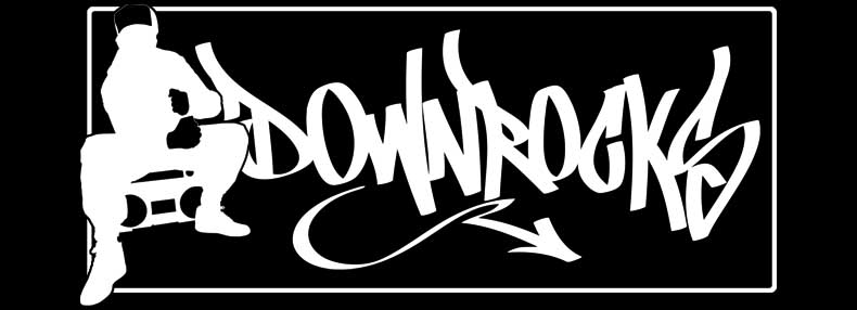 Downrocks by Kapi. This site is about the Kapi's music project and about his life into Hip Hop movement: breakdance (bboying), graffiti, rap, electro, break beats and dj world.
